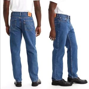Levi's 550 Relaxed Fit Jeans Loose Straight Medium